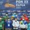 Tim PON Jabar Tempati Posisi Kedua Klasemen Sementara Medali, Berhasil Geser Tuan Rumah